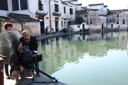 央视携手黄山宏村 打造低碳旅游生活