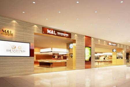 每克拉美钻石商场大钟寺中坤广场店盛大开业