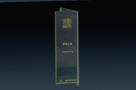 """北京大钟寺中坤广场荣获2010金指南""""新锐之星""""大奖"""