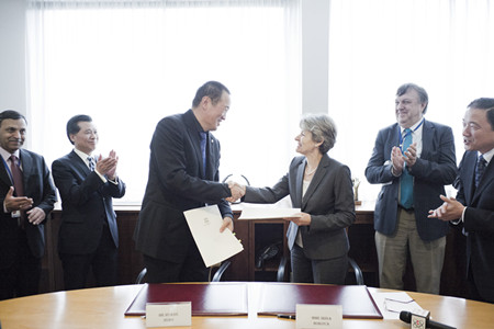UNESCO and Zhongkun Investment Group in Partnership as First Time to Cooperate with Private Firm to Establish Sustainable Tourism Strategy Funds