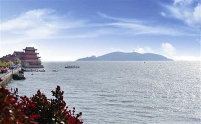 中坤集团牵手巢湖市 打造中庙姥山岛旅游度假区