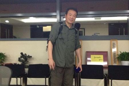 """黄怒波董事长正式开启""""21世纪人类脸谱行动"""""""