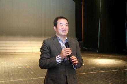 """黄怒波董事长应邀出席""""2013・扬州企业家高端讲座"""""""
