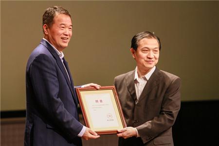 黄怒波董事长受邀担任北京电影学院理事会副理事长