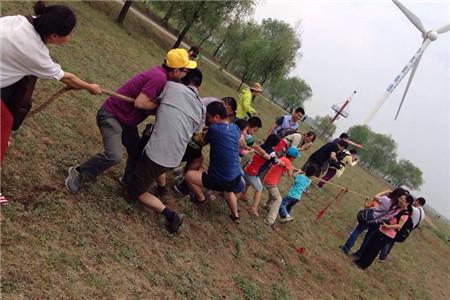 """康西草原""""六一""""亲子户外徒步体验日活动成功举办"""