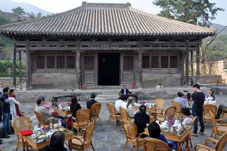 灵岳寺文化雅集活动成功举办