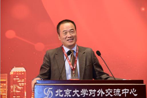 黄怒波董事长应邀出席中国创业者峰会2017