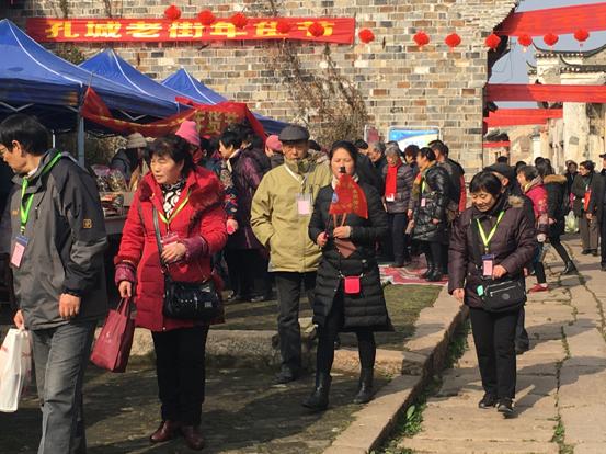 """桐城孔城老街将举办第二届""""乡里年货节"""""""