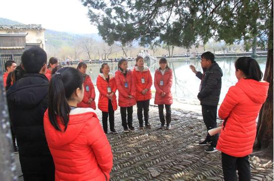 宏村、南屏景区开启2018新征程